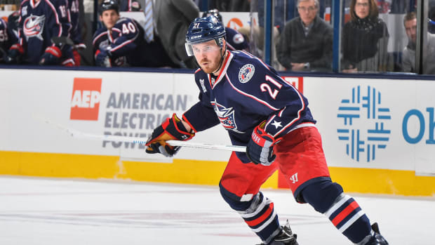 James Wisniewski columbus blue jackets trade