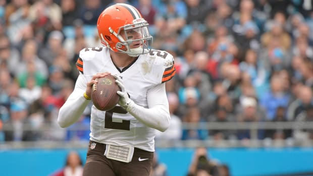 Report: Browns 'front-runners' to appear on Hard Knocks IMAGE