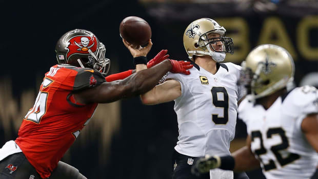 NFL Week 3 spread: Saints-Panthers spread swings after Brees ruled out -- IMAGE