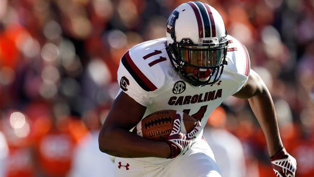 Report: South Carolina WR Pharoh Cooper will enter 2016 NFL draft IMAGE