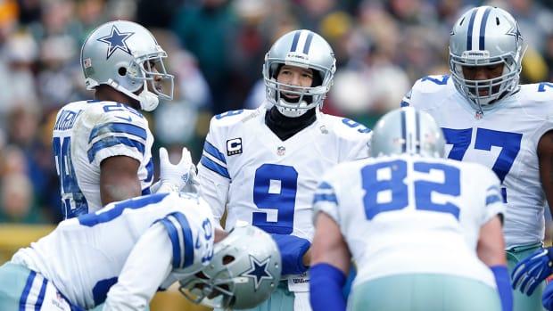 Tony Romo: 'I still think Ray Rice and Greg Hardy deserve another chance' IMAGE