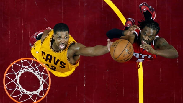 Report: Tristan Thompson willing to sign three-year deal with Cavaliers -- IMAGE