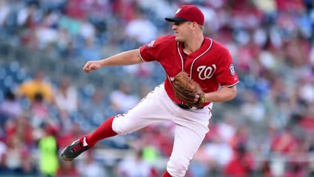 Reports: Detroit Tigers sign Jordan Zimmermann to 5-year, $110 million deal -- IMAGE
