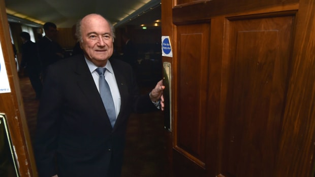 sepp blatter fifa presidential election debate rejects