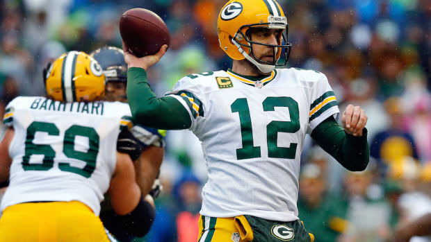 green bay packers aaron rodgers god