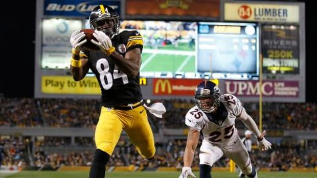 Steelers and Chiefs prove they could be dangerous as wild-card teams IMAGE