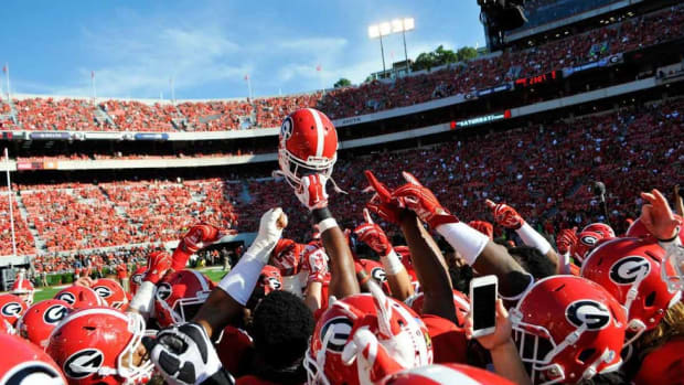 Beauty between the hedges: the author discovers passion, pageantry of SEC football
