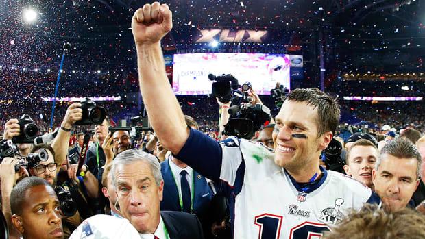 Tom Brady on career: 'I've got a lot of football left'