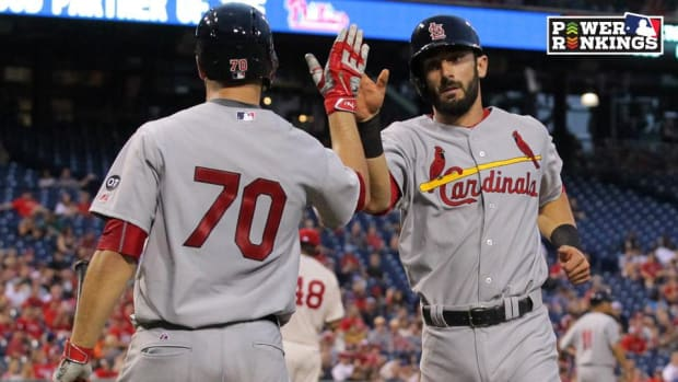 MLB Power Rankings: Cardinals remain in top spot-- IMAGE
