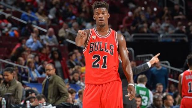 Jimmy Butler doesn't regret Fred Hoiberg comments -- IMAGE