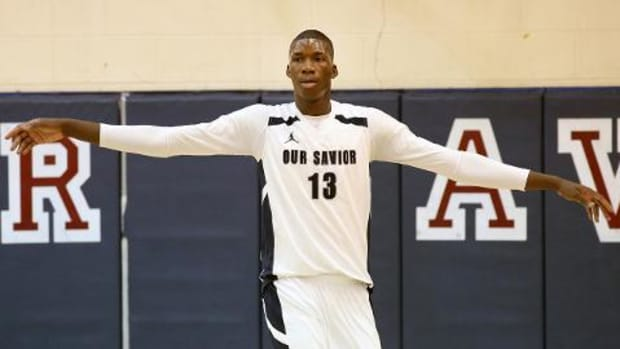 Kansas freshman Cheick Diallo cleared to play by NCAA -- IMAGE