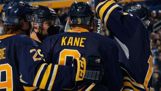 Sources: Buffalo Sabres F Evander Kane subject of sex offense investigation - IMAGE