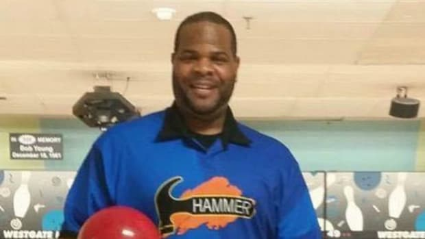Bowler rolls three consecutive 300 games for a rare 900 series