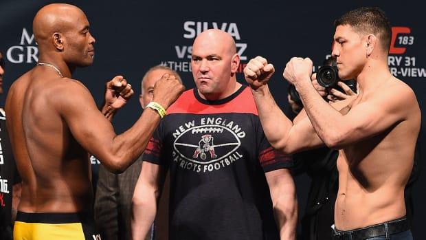 Anderson Silva, Nick Diaz failed drug tests should force UFC to make changes - Image