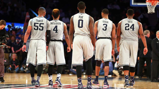 Will Georgetown suffer yet another humiliating March Madness upset?-image