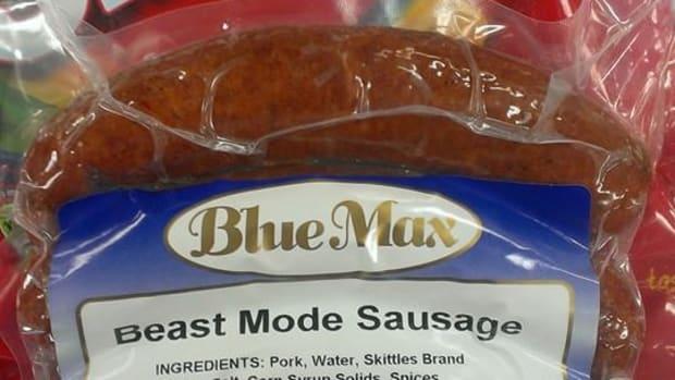 seattle seahawks marshawn lynch skittles sausage
