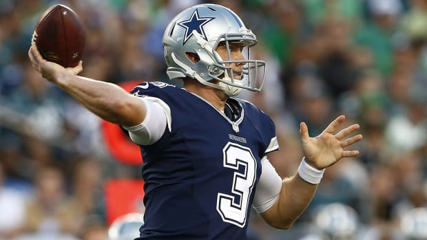 NFL Week 3 Preview: Falcons-Cowboys, Eagles-Jets, Chiefs-Packers--IMAGE