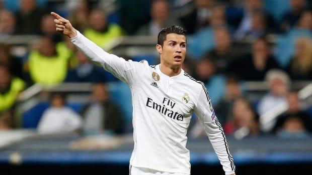 real madrid Cristiano Ronaldo media