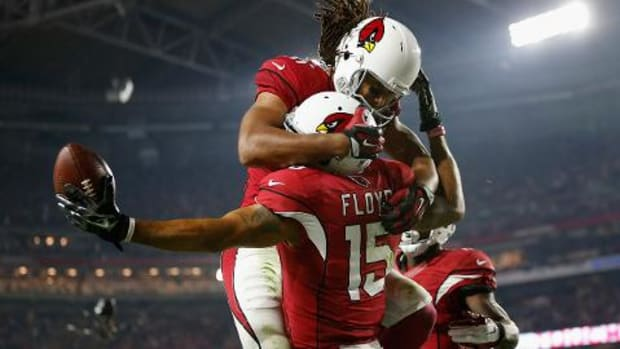 Cardinals clinch playoff berth with win over Vikings--IMAGE
