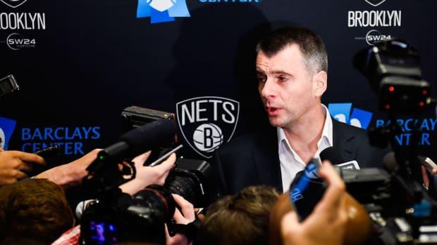 brooklyn nets sale Mikhail Prokhorov