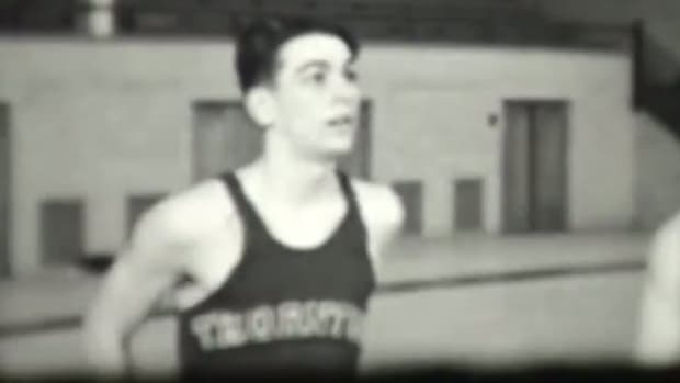 High School basketball clips from the 1930's