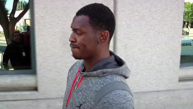 Aldon Smith excited to be with team that 'looks out for their players'--IMAGE