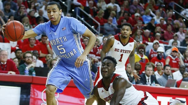 Marcus Paige key for UNC vs NC State