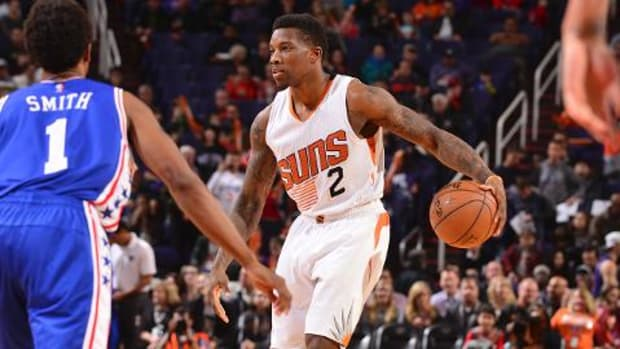 Suns' Eric Bledsoe out for season after meniscus surgery IMAGE