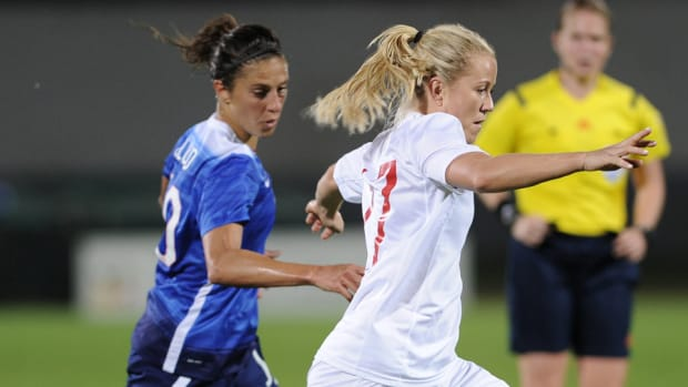 Carli Lloyd USA Norway 0304 Getty
