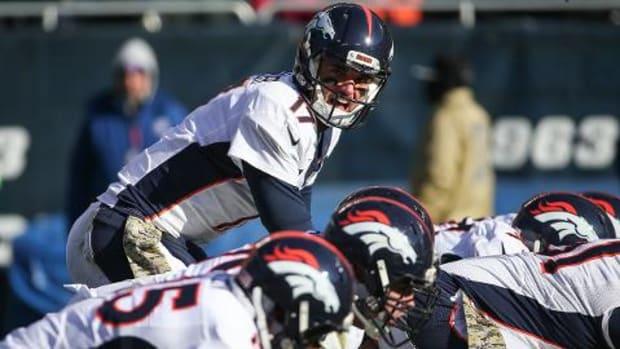 Broncos find success with Osweiler under center IMAGE