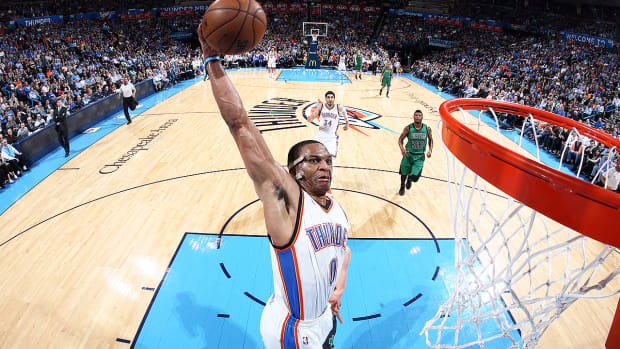 Kevin Love: Russell Westbrook absolutely deserves MVP consideration - Image