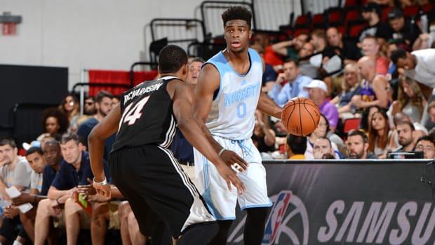 Denver Nuggets Emmanuel Mudiay lights up NBA Summer League IMG