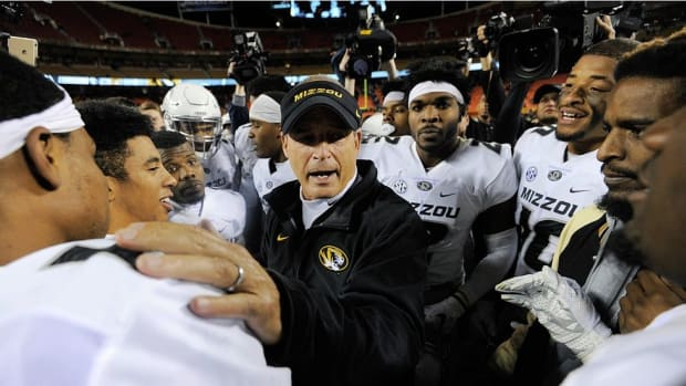 Grounded and principled, Gary Pinkel has made a lasting mark on the Missouri football program