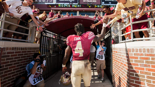Florida State running back Dalvin Cook ruled out vs. Syracuse -- IMAGE
