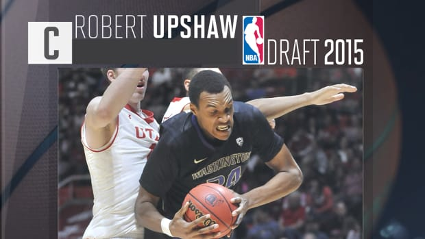 2015 NBA draft: Robert Upshaw profile IMG