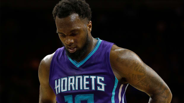 P.J. Hairston submits entry for flop of the year IMAGE