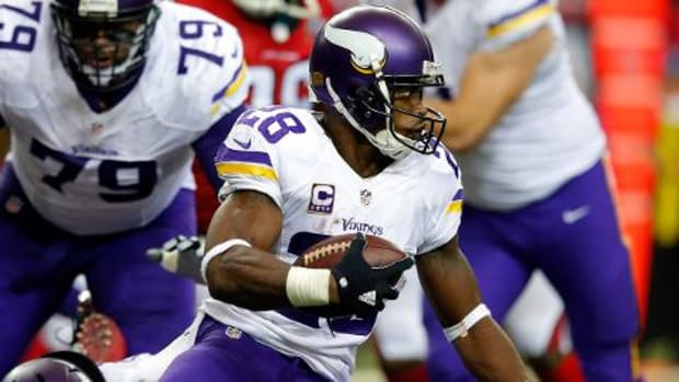 Minnesota Vikings have formula that can win IMAGE