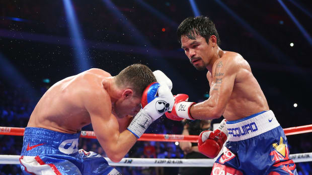 manny pacquiao agrees terms floyd mayweather fight