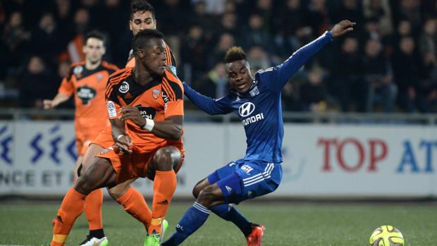 Lyon Lorient