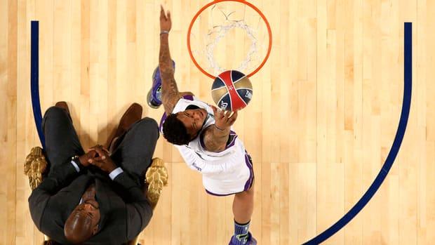 NBA announces judges for 2015 Slam Dunk contest