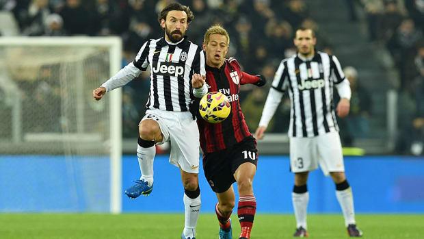 Juventus AC Milan recap