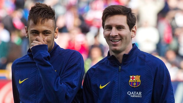 Messi, Neymar excluded from Barcelona's U.S. tour, ICC roster--IMAGE