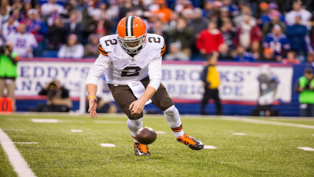 Browns expect Johnny Manziel to participate in offseason workouts