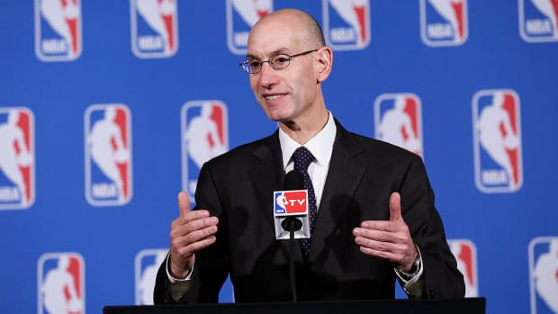 Will Adam Silver help sports gambling laws pass? - Image