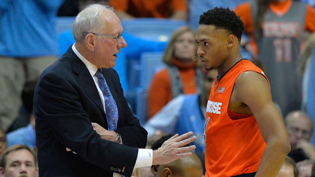 Syracuse Orange postseason ban IMG