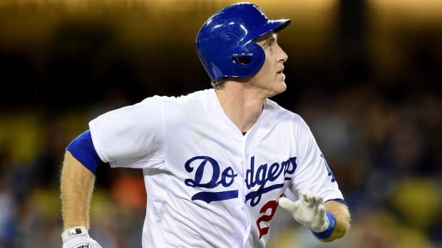 Los Angeles Dodgers 2B Chase Utley will return next season - IMAGE