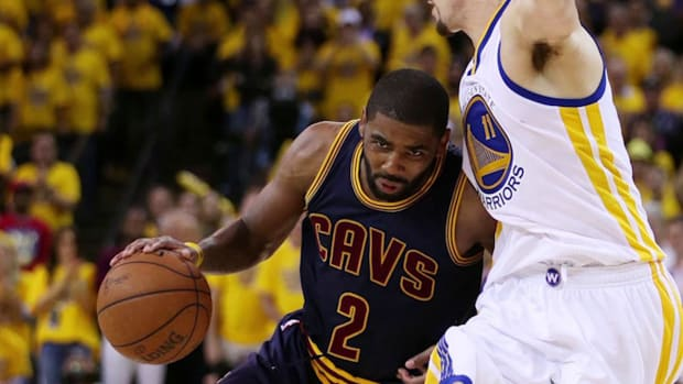 Report: Kyrie Irving to return 'well before' January - IMAGE