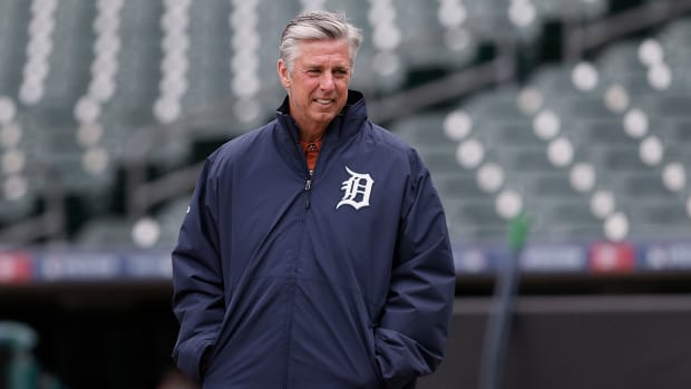Tigers release GM Dave Dombrowski from contract IMAGE
