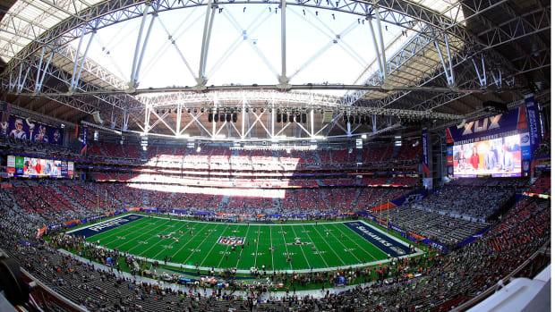 Super Bowl XLIX sets U.S. television viewership record IMAGE