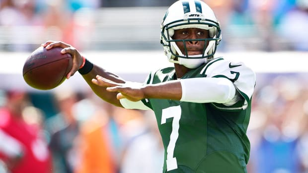 Jets QB Geno Smith medically cleared, practices in full - IMAGE